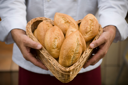 giving-bread