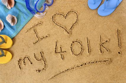 liquidating your 401k