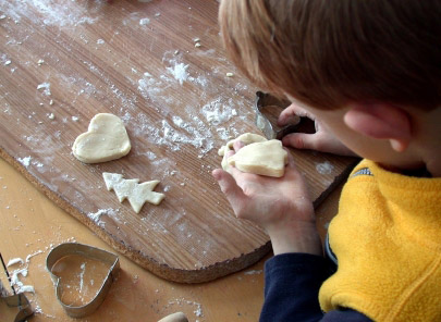how to make salt dough ornaments easy recipe for your kids gen x
