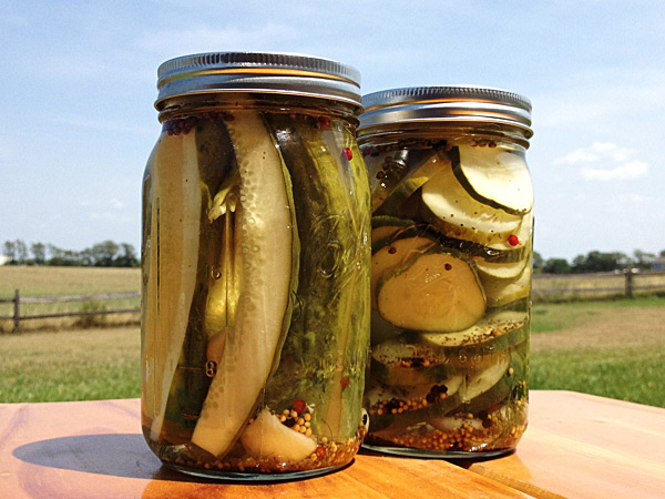 Fresh Pickles