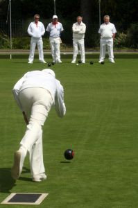 lawn-bowling
