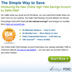 Sallie Mae Online Savings Account Offers Best Rate and 10% Upromise Bonus Match