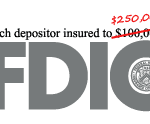 FDIC and NCUA Deposit Insurance: Financial Reform Makes $250,000 Limit Permanent