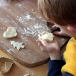 How to Make Salt Dough Ornaments With Your Kids