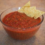 Homemade Salsa Recipe – Cheap and Easy