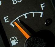 Gas Tank is Empty