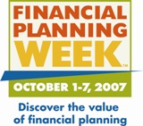 Financial Planning Week