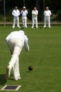 lawn-bowling