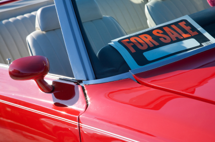 become a used car dealer
