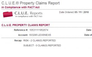 CLUE Report